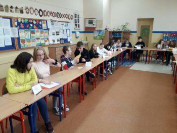 Debata Samorządu Uczniowskiego